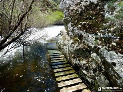 Río Cega,Santa Águeda–Pedraza; batalla de calatañazor rutas valle del jerte fin de año madrid